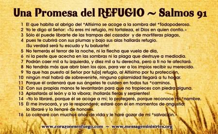 Salmo  Para Publicar En Facebook Imagui